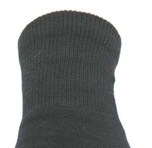 lem-froté bambusové ponožky s inty stříbra