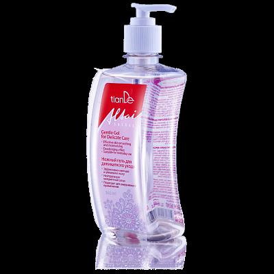 Jemný gel pro intimní hygienu