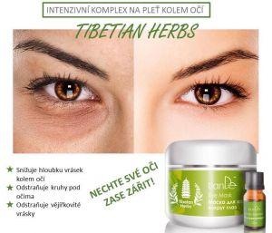 Intenzivní komplex na pokožku kolem očí 10 ml + 100 ks - dva v jednom dozodo.cz