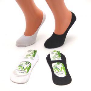 Neviditelné  ponožky, vel. 35 -38