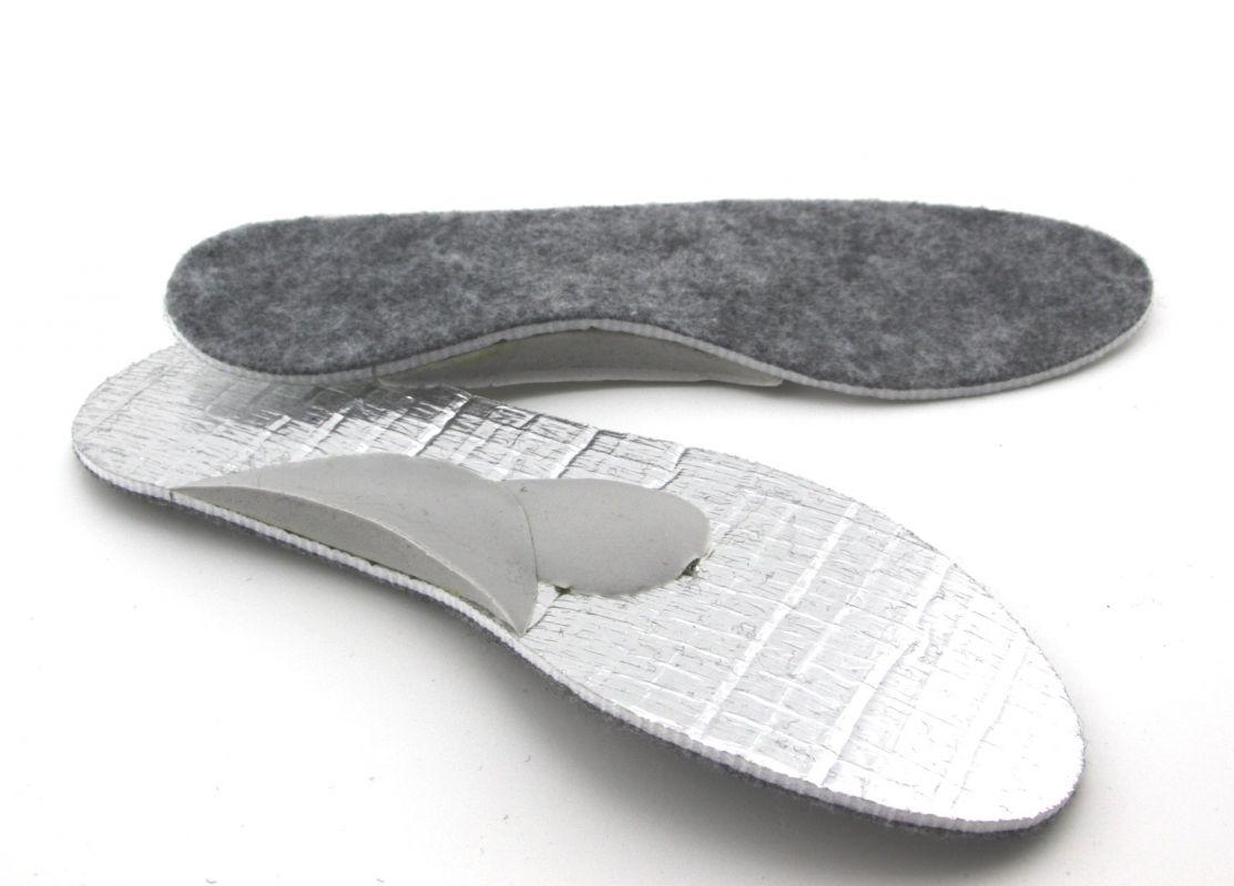 zimní vložky do bot plstěné alutherm - ortopedické